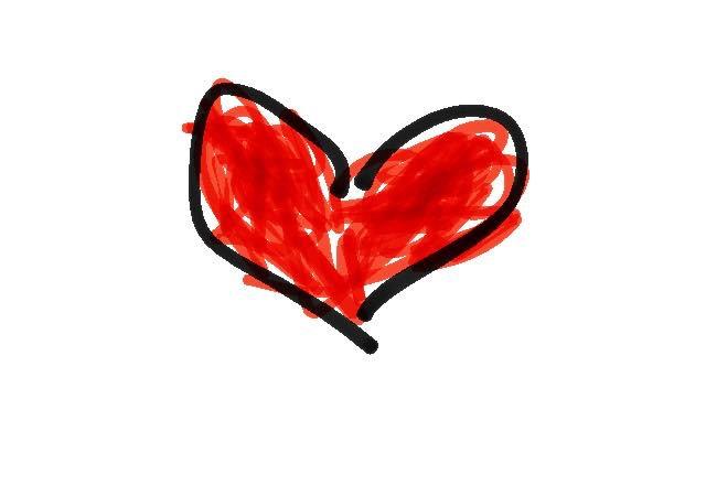 Heart - by Levacart